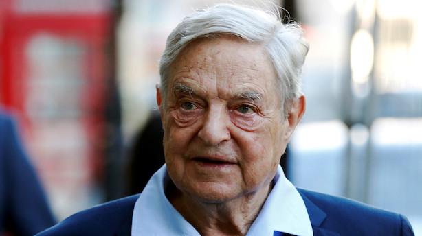 George Soros taber millioner på sin shortposition i Norwegian
