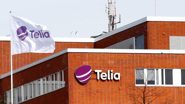 Svensk regering om Telia-køb: Det sidste ord er ikke sagt