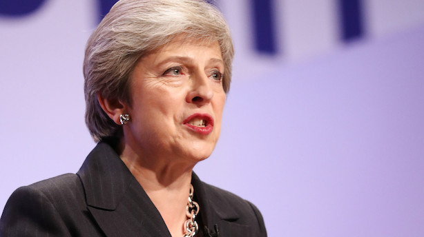 Pund styrket på muligt godt nyt om brexit-forhandlinger