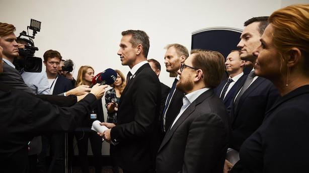 Steen Bocian: De små glæders finanslov