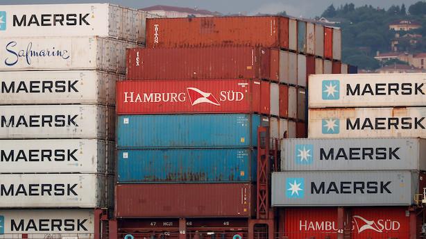 Medie: Mærsk tæt på salg af Hamburg Süds bulk- og tankforretning