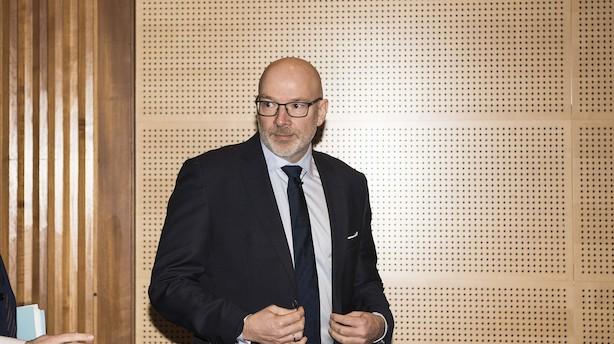 """Danske Bank lukker ned for aktiviteter i Baltikum og Rusland: """"Vi er kede af at skulle forlade Estland på den baggrund"""""""