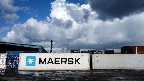 Deutsche Bank høvler 5 pct af Mærsk-kursmål: Sænker til 8500 kr