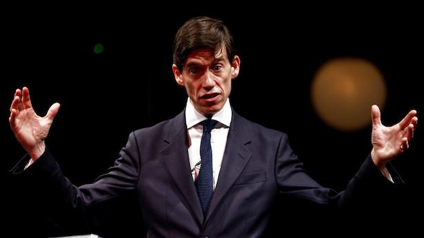Rory Stewart afviser no deal - nu kæmper han om chancen for at udfordre Boris Johnson