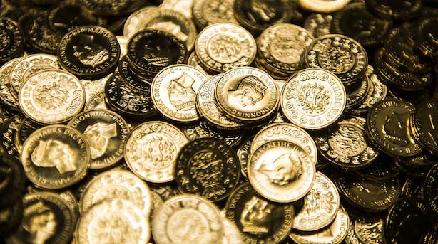 Negative renter vil ramme under 2000 danskere, hvis alle banker gør som Jyske