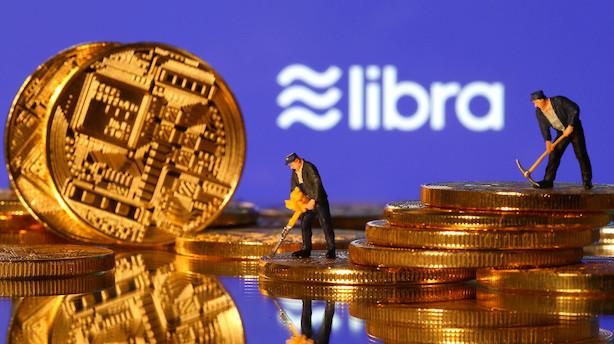Facebooks kryptoprojekt vil have schweizisk betalingslicens