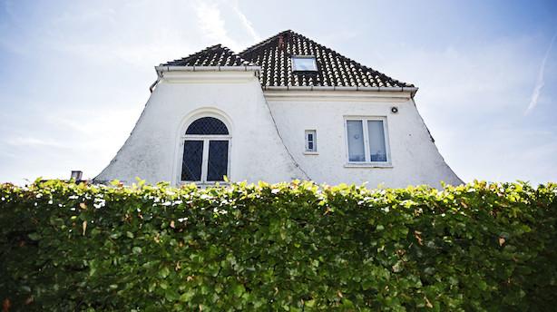 """""""Får Nationalbanken ret i sin prognose, vil boligejerne kunne se frem til en forøgelse i deres friværdi på 174.000 kr"""""""