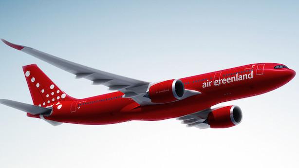 Air Greenland i største flysatsning nogensinde