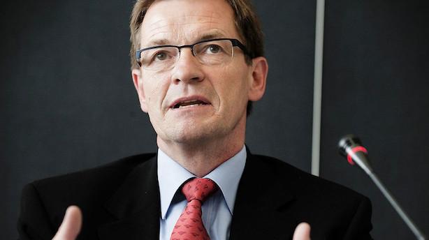 K-profil: Finanskommissær er klar til kamp for danske boligejere