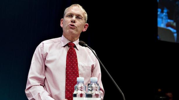 Martin Merrild vil kæmpe for lave omkostninger i Nykredit