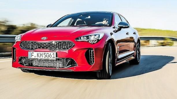 Ny performance-bil med 370 hk og V6-brøl