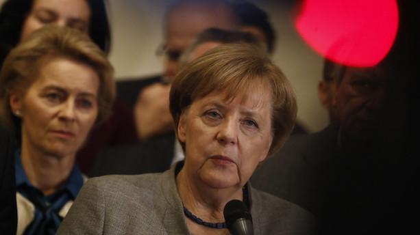 Ingen panik i dansk erhvervsliv over tysk politisk armlægning