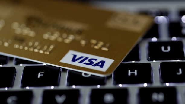 USA's kreditkortgæld stiger til 5237 milliarder kroner