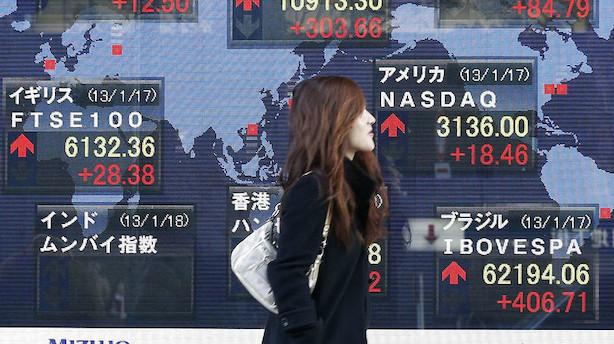 Kvinders investeringslyst halter langt efter mændenes