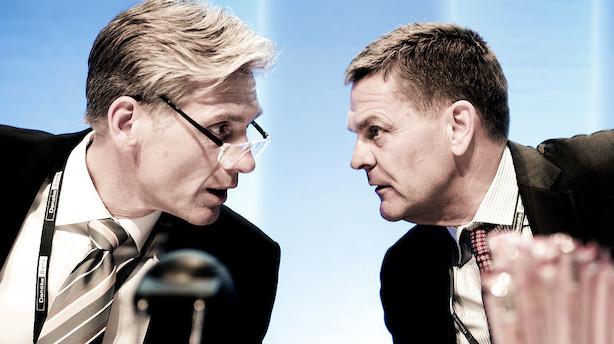 Danske Bank-formand: Vi var for længe om at erkende omfanget i hvidvasksagen