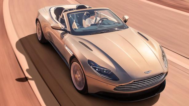 10 nye åbne biler fra 314.000 til fem mio. kr.