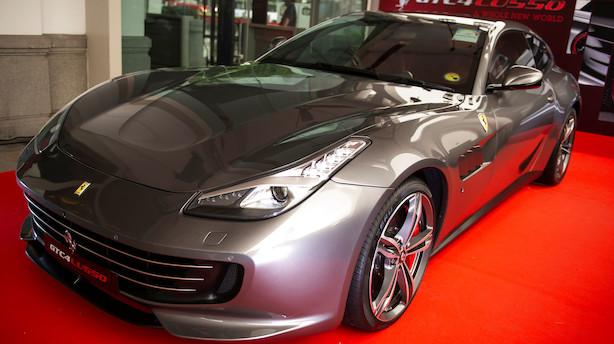 Aktier: Europa slingrede om status quo med Ferrari i toppen