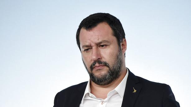 Analyse: Italien kan blive taget med badebukserne nede