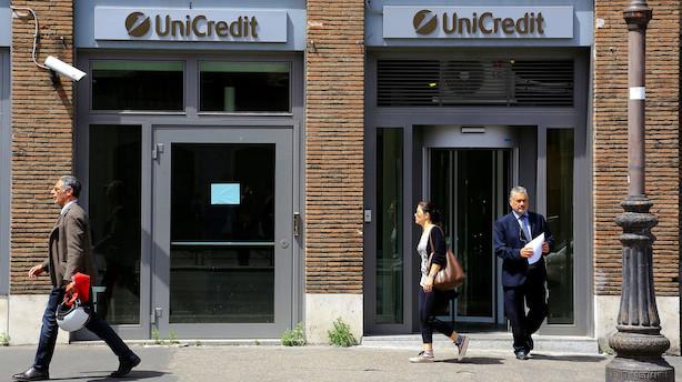 Italiensk storbank nedskriver og nedjusterer massivt