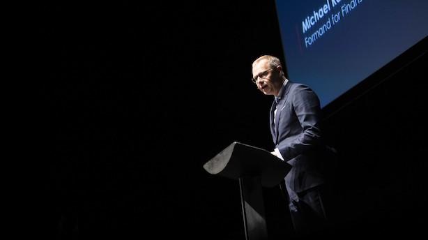 Ny bestyrelse på plads på Finans Danmarks årsmøde: Michael Rasmussen bliver som bestyrelsesformand