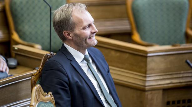 DF vil have regeringen op i tempo på udlændingeområdet