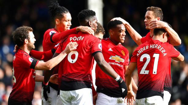 Manchester United løfter bundlinjen trods dyr trænerfyring