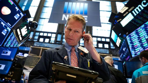 USA: Negativ stemning bider sig fast på aktiemarkedet