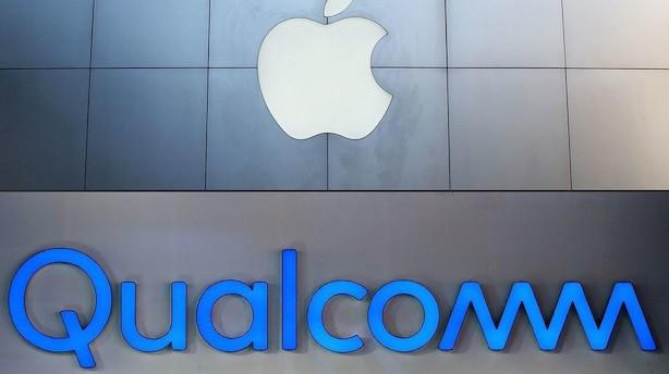 Apple og Qualcomm indgår forlig i den store patentstrid