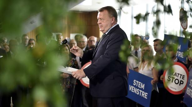 Her er dit valgoverblik: Venstres nye skattestop, en rasende Socialdemokrat og så har V-kandidats kampagnetog startet naturbrande i Midtjylland