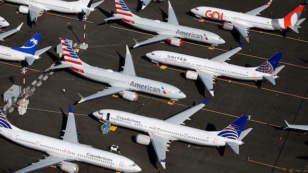 Boeing 737 MAX-effekt rammer luftfartsselskabernes indtjening og vækst