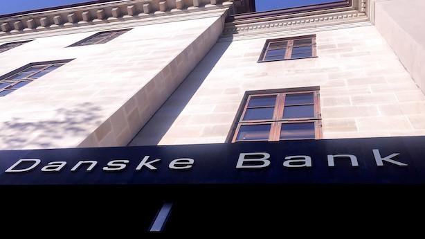 Trods Danske Bank-stigning på 17 pct på en uge: