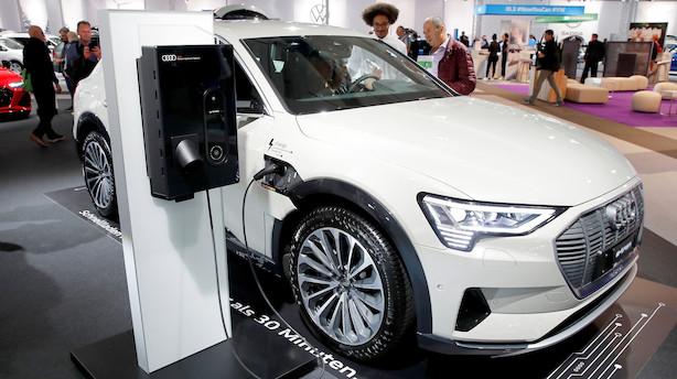 Skattesmæk på dyre elbiler efter nytår er droppet