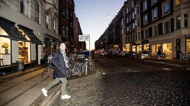 Direktør Ricco Wichmanns weekend med årets store kramme-hilse-event, tude-film og et indgående kendskab til 7elevens bagværksrutine