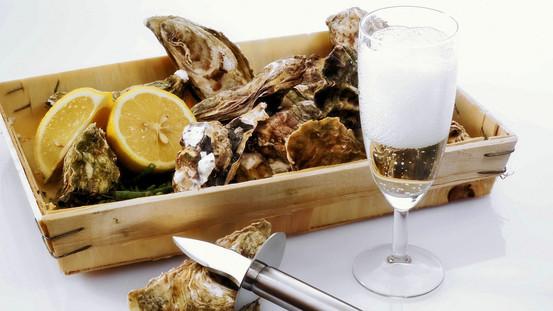 Champagneorgier og østersbjerge til halv pris
