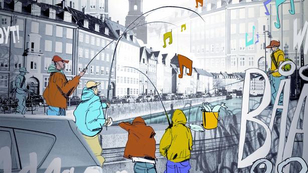 Street Fishing – Tag byens vande tilbage