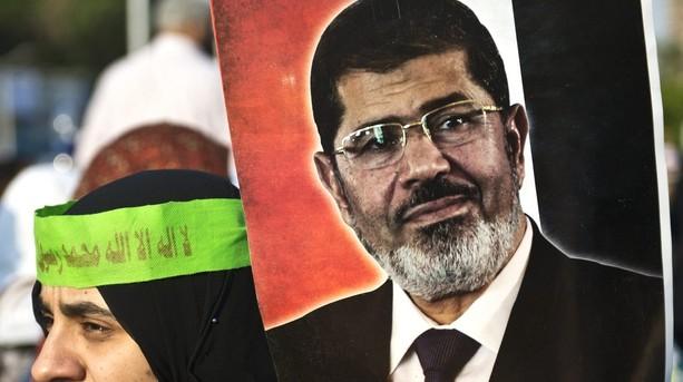 Mursi er afsat som præsident i Egypten