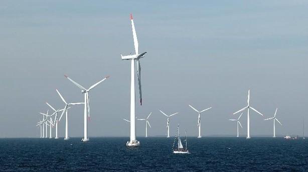 Danmark tager tigerspring med grøn energi