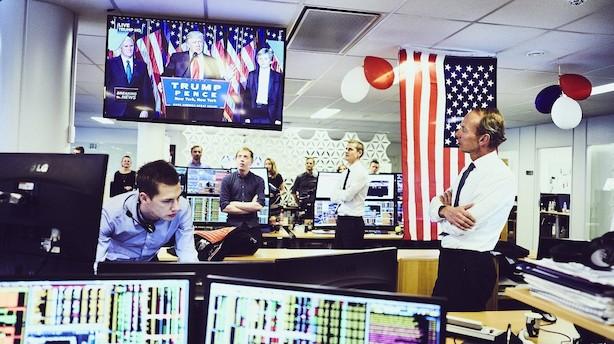 PFA efter Trumps choksejr: Vi købte aktier i nat