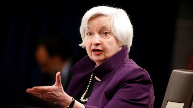 USA: Aktiemarked stod stille - frygt for nedkøling af økonomien