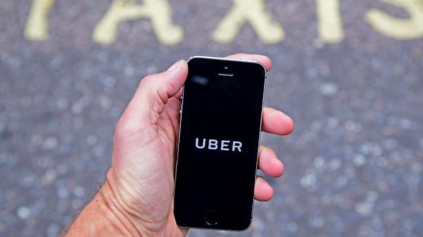 Anklager kræver bøde på 591.500 kroner til Uber-chauffør