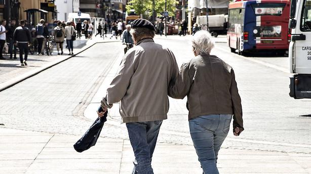 Politikere åbner for at lade pensionister arbejde mere