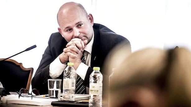 Det sker i dag: Pape skal grilles i Danske Banks hvidvasksag