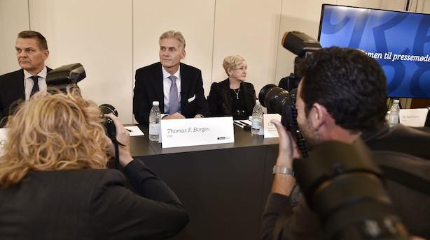 Kritik af Finanstilsynet: Lod sig vildlede af Danske Bank