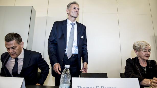 Medie: Britiske myndigheder starter undersøgelse i Danske Banks hvidvasksag