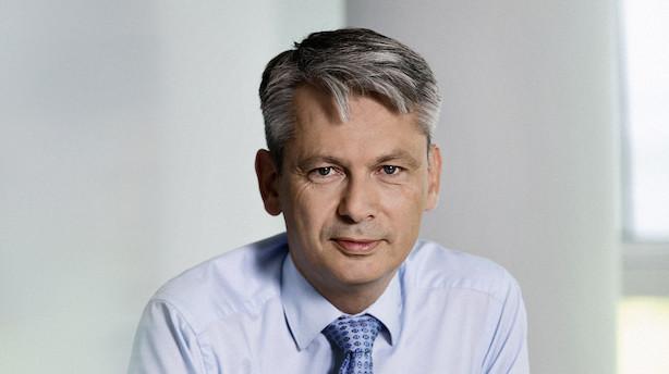 Pensionsboss efter møde med Danske Banks formand: Der skal ny topchef på plads, før vi overvejer at købe aktier igen