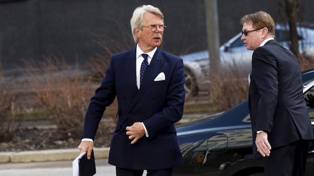 Nordeas formand trækker sig: Afløser står klar