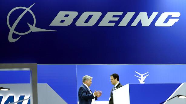 Fransk enke sagsøger Boeing for 276 millioner dollar