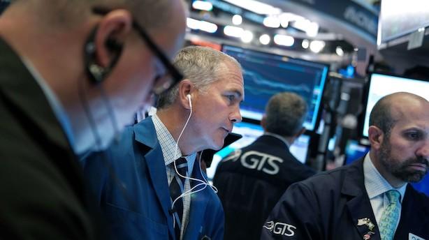 Aktiestatus i USA: Investorerne holder fridag - mens usikkerheden ulmer