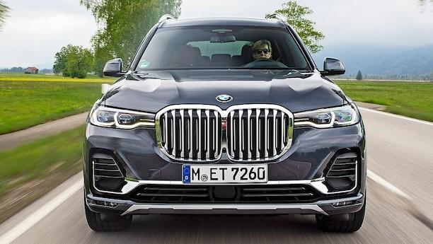 BMW får nyt flagskib med egen kinagrill