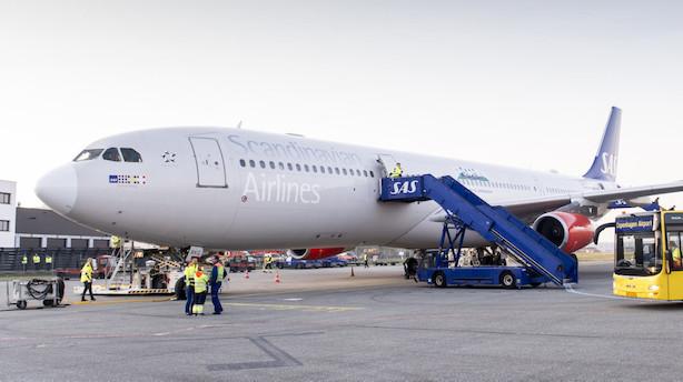 Norske SAS-kunder afvises kompensation for pilotstrejke
